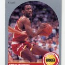1990-91 Hoops Basketball #124 Eric Sleepy Floyd - Houston Rockets
