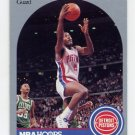 1990-91 Hoops Basketball #103 Joe Dumars - Detroit Pistons