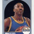 1990-91 Hoops Basketball #093 Walter Davis - Denver Nuggets