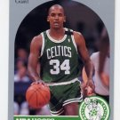1990-91 Hoops Basketball #040 Kevin Gamble - Boston Celtics