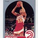 1990-91 Hoops Basketball #032 Doc Rivers - Atlanta Hawks