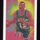 1991-92 Hoops Basketball #508 Derek Harper - Dallas Mavericks