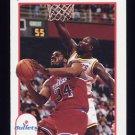 1991-92 Hoops Basketball #220 John Williams - Washington Bullets