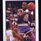 1991-92 Hoops Basketball #168 Xavier McDaniel - Phoenix Suns