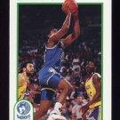 1991-92 Hoops Basketball #127 Sam Mitchell - Minnesota Timberwolves