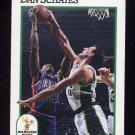 1991-92 Hoops Basketball #121 Danny Schayes - Milwaukee Bucks