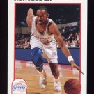 1991-92 Hoops Basketball #093 Ron Harper - Los Angeles Clippers