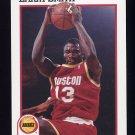 1991-92 Hoops Basketball #080 Larry Smith - Houston Rockets