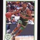 1991-92 Hoops Basketball #013 Reggie Lewis - Boston Celtics
