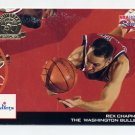 1993-94 Hoops Scoops Fifth Anniversary Gold #HS27 Rex Chapman - Washington Bullets