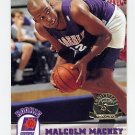 1993-94 Hoops Fifth Anniversary Gold #393 Malcolm Mackey - Phoenix Suns