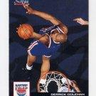1993-94 Hoops Scoops #HS17 Derrick Coleman - New Jersey Nets
