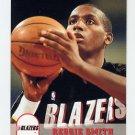 1993-94 Hoops Basketball #399 Reggie Smith - Portland Trail Blazers