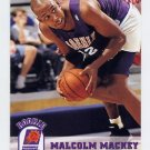 1993-94 Hoops Basketball #393 Malcolm Mackey RC - Phoenix Suns