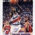 1993-94 Hoops Basketball #391 Frank Johnson - Phoenix Suns
