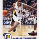 1993-94 Hoops Basketball #348 LaSalle Thompson - Indiana Pacers