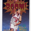 1995-96 Hoops Basketball #383 John Starks - New York Knicks