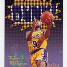 1995-96 Hoops Basketball #382 Nick Van Exel - Los Angeles Lakers