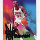 1995-96 Hoops Basketball #273 Ed O'Bannon RC - New Jersey Nets