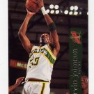 1995-96 Hoops Basketball #152 Ervin Johnson - Seattle Supersonics