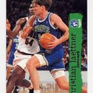 1995-96 Hoops Basketball #097 Christian Laettner - Minnesota Timberwolves