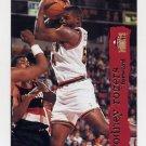 1995-96 Hoops Basketball #042 Rodney Rogers - Denver Nuggets