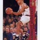 1995-96 Hoops Basketball #038 Mahmoud Abdul-Rauf - Denver Nuggets