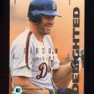 1995 Emotion Baseball #044 Kirk Gibson - Detroit Tigers