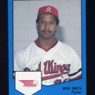 1989 Procards Baseball #1634 Mike Smith - Rochester Red Wings