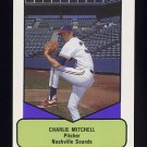 1990 Procards AAA Baseball #541 Charlie Mitchell - Nashville Sounds
