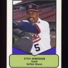 1990 Procards AAA Baseball #506 Steve Henderson CO - Buffalo Bisons