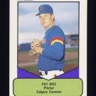 1990 Procards AAA Baseball #115 Pat Rice - Calgary Cannons