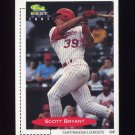 1991 Classic/Best Baseball #069 Scott Bryant - Chattanooga Lookouts