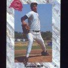 1991 Classic Four Sport Baseball #062 Tyrone Hill - Milwaukee Brewers