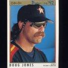 1992 O-Pee-Chee Premier Baseball #051 Doug Jones - Houston Astros