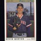1992 O-Pee-Chee Premier Baseball #007 Kevin Morton - Boston Red Sox