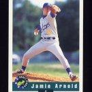 1992 Classic Draft Picks Baseball #016 Jamie Arnold - Atlanta Braves