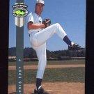 1992 Classic Four Sport Baseball #282 Chris Eddy - Kansas City Royals