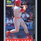 1993 Classic / Best Baseball #215 Brian Lane - Chattanooga Lookouts
