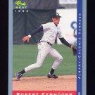 1993 Classic / Best Baseball #068 Robert Eenhoorn - Albany-Colonie Yankees