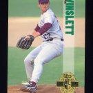 1993 Classic Four Sport Baseball #303 Dax Winslett - Los Angeles Dodgers