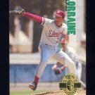 1993 Classic Four Sport Baseball #286 Andrew Lorraine - California Angels