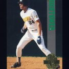 1993 Classic Four Sport Baseball #282 Vee Hightower - Chicago Cubs
