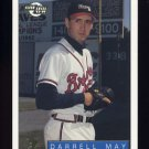 1993-94 Excel Baseball #158 Darrell May - Macon Braves