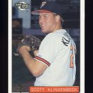 1993-94 Excel Baseball #008 Scott Klingenbeck - Frederick Keys