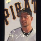 1993 Studio Baseball #219 Randy Tomlin - Pittsburgh Pirates
