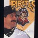 1993 Studio Baseball #209 Don Slaught - Pittsburgh Pirates