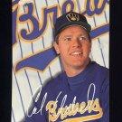 1993 Studio Baseball #006 Cal Eldred - Milwaukee Brewers