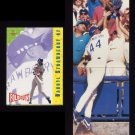 1993 Upper Deck Fun Pack Baseball #220 Darryl Strawberry - Los Angeles Dodgers