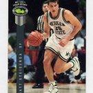 1992 Classic Four Sport Basketball #029 Matt Steigenga - Chicago Bulls